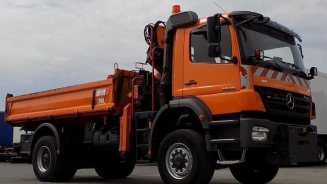 Варненец открадна товарен автомобил от фирма в Белослав, полицията го спипа