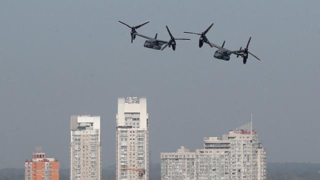 Украйна провежда военни учения със САЩ и страни от НАТО