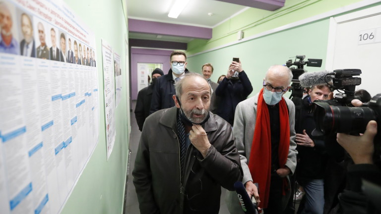 Руски опозиционен политик загуби изборите през уикенда от прокремълски опонент,