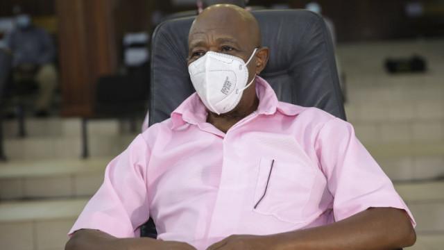 """Героят от """"Хотел Руанда"""" осъден по обвинения в тероризъм"""