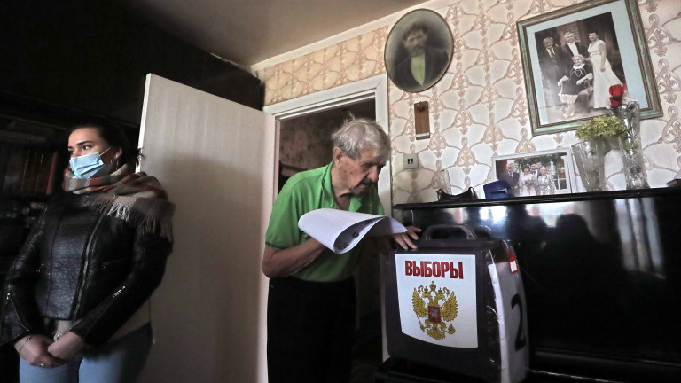 Русия попречи на гражданите да упражняват гражданските и политическите си