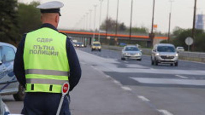 32 000 нарушения на пътя е засякла полицията от 16