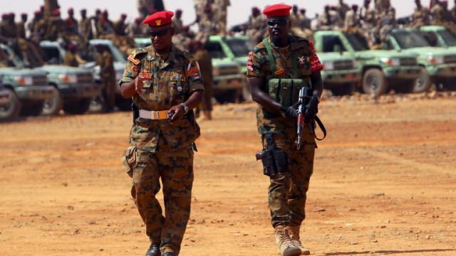 Опит за преврат в Судан