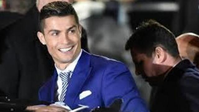 """Според """"Форбс"""": Роналдо е най-скъпоплатеният футболист в света"""