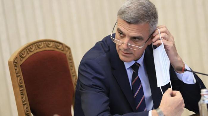 Служебният премиер Стефан Янев също излезе с поздрав по случай