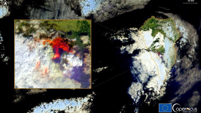 Изригването на вулкана на Канарите може да продължи 3 месеца