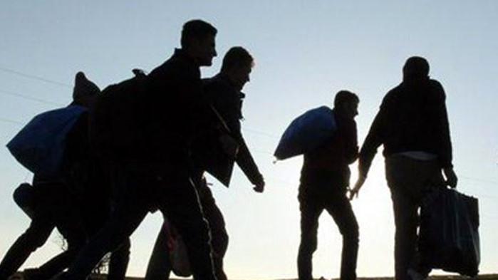 10 нелегални мигранти са заловени в София