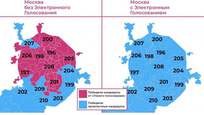 От Фейсбук профила на Кристиян Шкварек Резултатите на изборите в