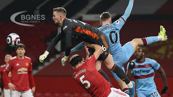 Отборът на Манчестър Юнайтед отпадна още в третия кръг на