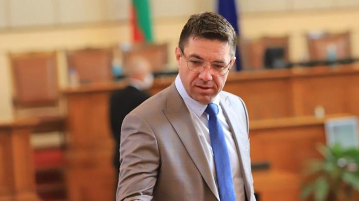 """Името на бившия депутат на """"Има такъв народ"""" от Добрич"""
