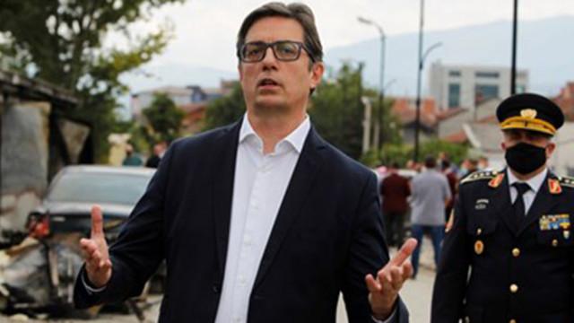 Пендаровски: Надяваме се с България да изпълняваме договора за добросъседство