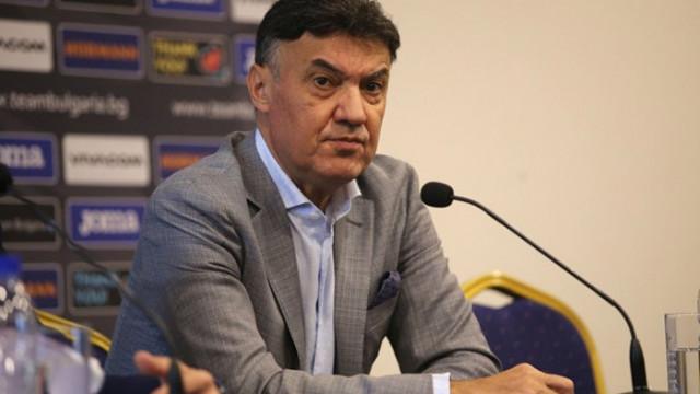 Нови три клуба подкрепиха Борислав Михайлов
