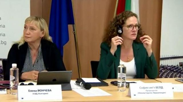 Йончева и евродепутати питали Гешев за снимките на Борисов, недоволни от отговора
