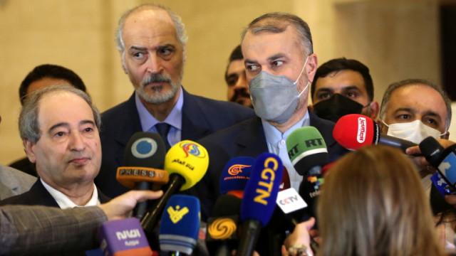 Иран се връща към ядрените преговори скоро