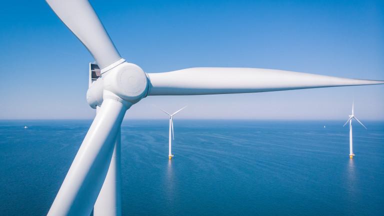 Определящото епохата преминаване от изкопаеми горива към чиста енергия ще