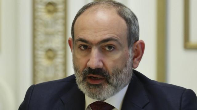 Пашинян: Азербайджан продължава провокациите в Карабах