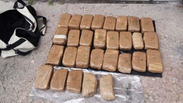 """Заловиха близо 40 кг хероин на """"Капитан Андреево"""""""