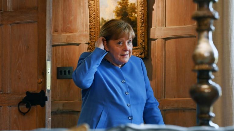 Германците няма да тъгуват за Меркел