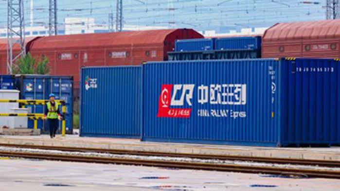 Идния вторник тръгва първи товарен влак от Шанхай до Европа