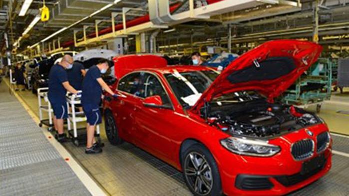 BMW ще инвестира близо 4 млрд. долара в Шънян