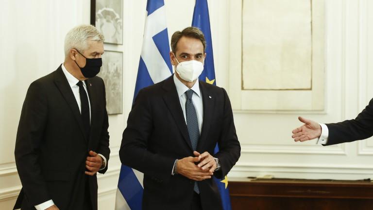 Гърция ще получи 35,9 милиона евро от Фонда за солидарност