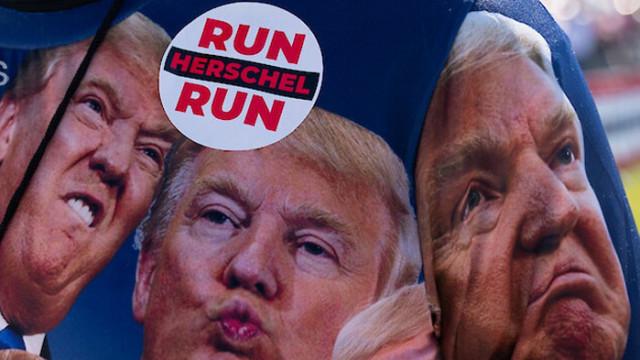 Тръмп: Само болест може да ме спре от изборите през 2024 г.