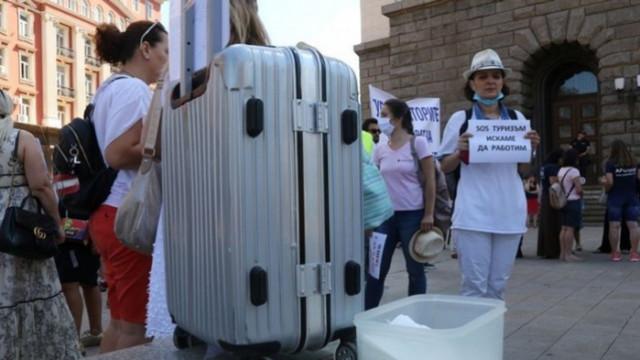 Туристическият бранш подкрепя протеста на превозвачите