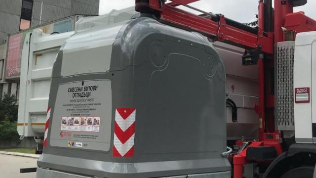 Варна ще се гордее с въвеждането на най-модерната система за събиране и транспортиране на отпадъци