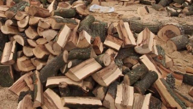 Цената на дървата за огрев се е повишила с 20 лв. на тон, според търговци