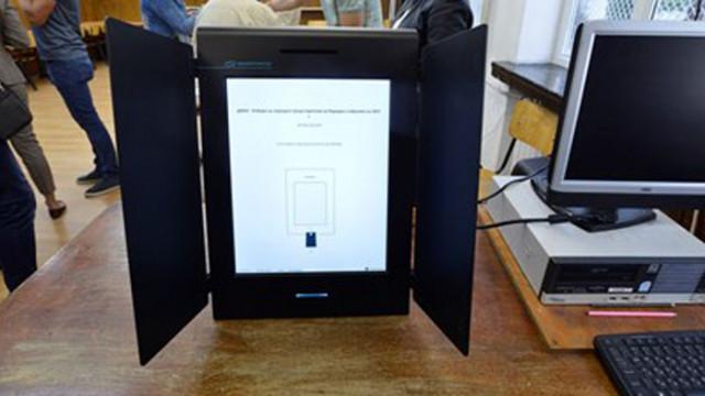 ЦИК разполага с пълния софтуер и изходящи кодове за модифициране на машините за гласуване