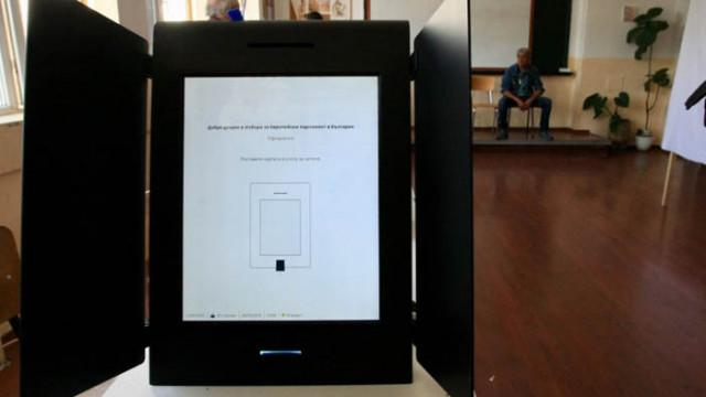 ЦИК спря поръчката на допълнителните машини за вота 2 в 1