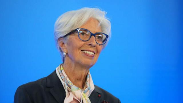 Кристин Лагард: Няма риск от ръст на инфлацията в еврозоната