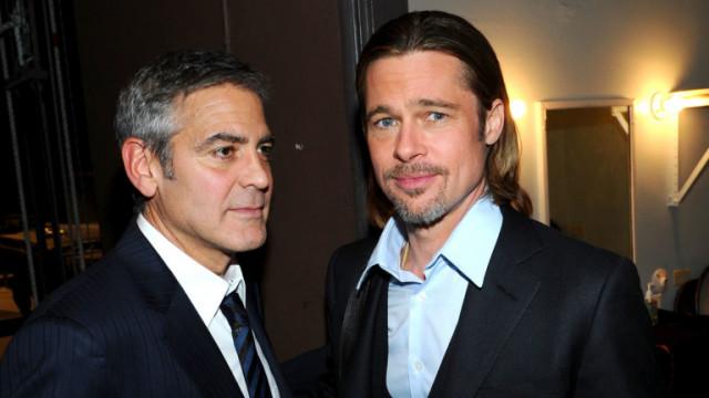 Сделката за милиони между Брат Пит и Джордж Клуни