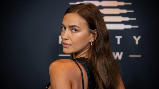 Ирина Шейк и колко секси е моделът по бельо