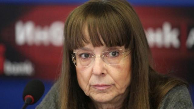 Юлиана Методиева за ректора на СУ: Най-доброто събитие за онези с вкус и ерудиция