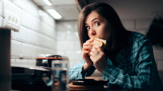 Какво да ядем и какво не преди лягане