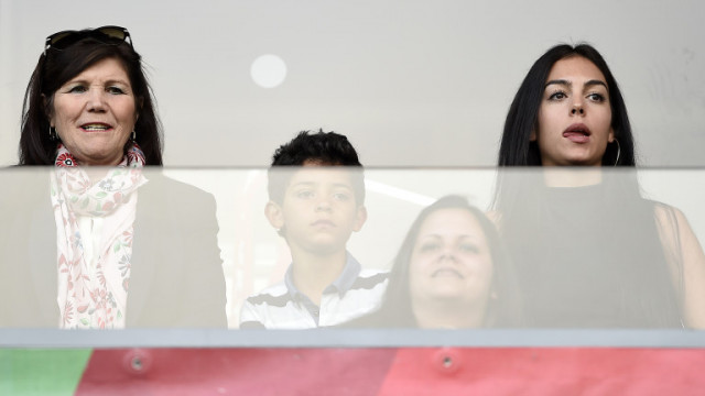 В какви отношения са Джорджина Родригес с майката на Роналдо