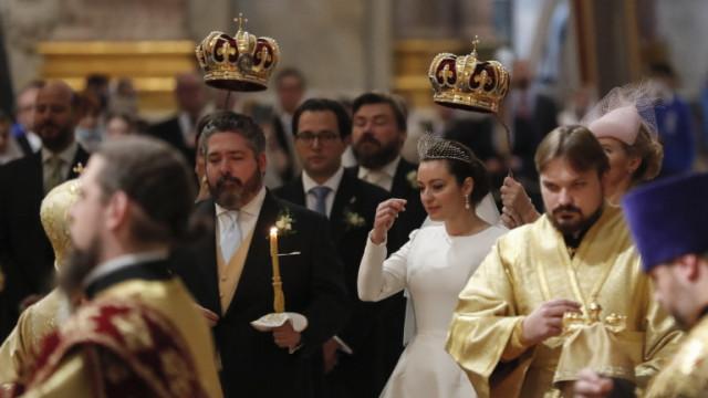 Потомък на царете стана първата кралска особа, оженила се в Русия след болшевишкия преврат