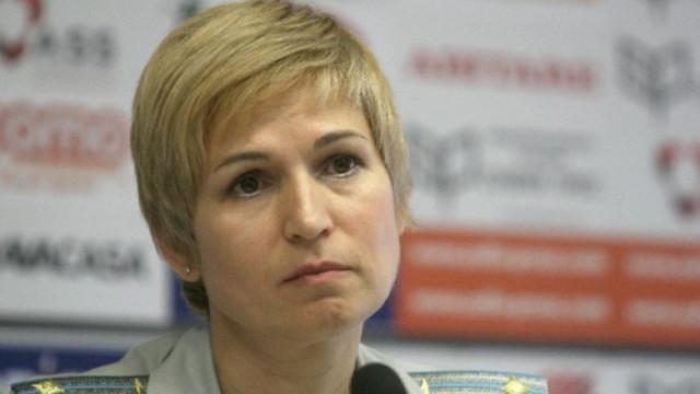 Подполковник Невяна Митева e вероятният кандидат за вицепрезидент на проф. Анастас Герджиков