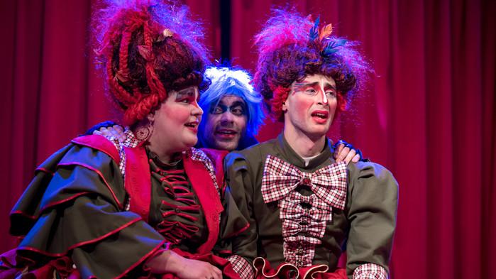 Операта и Театърът канят малките варненци на спектакли на открито за Деня на детето