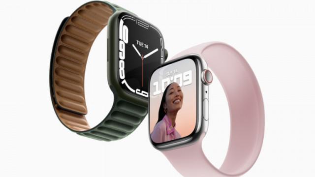Кога ще можем да си купим новия смартчасовник Apple Watch Series 7?