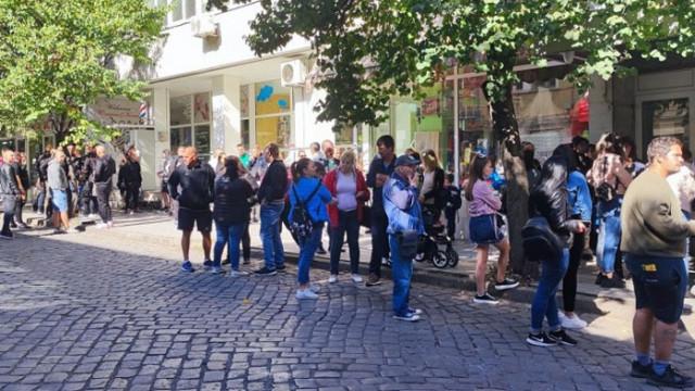 Напрежение след катастрофата в Стара Загора, протестиращи влязоха в Районната прокуратура