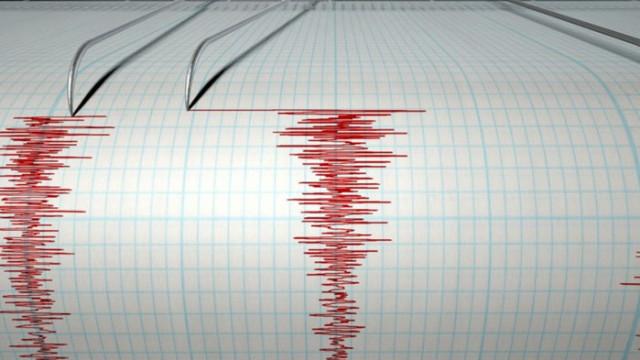 Земетресение с магнитуд от 2,9 е регистрирано в София