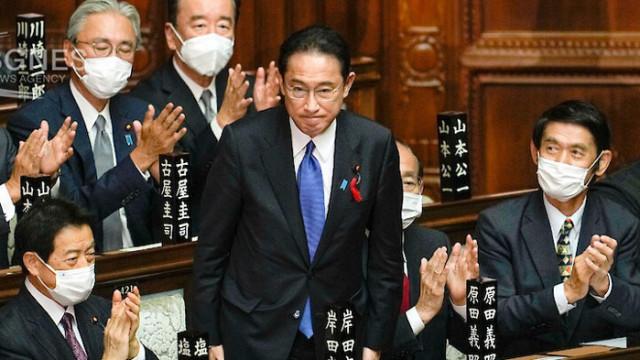 Фумио Кишида е новият премиер на Япония