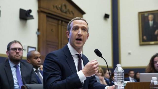 Зукърбърг се извини за срива на Facebook