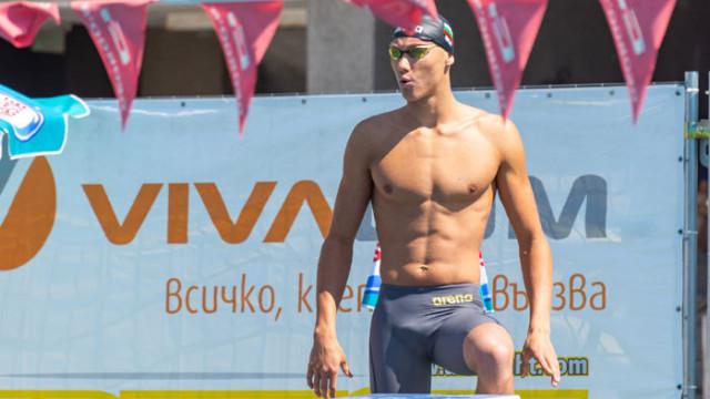 """Седем плувци на ПСК """"Черно море"""" в олимпийския резерв на България"""