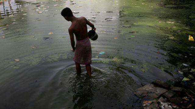 Индия е най-силно застрашена от глобалното затопляне