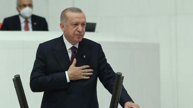 Ердоган: Западът загуби хегемонията си