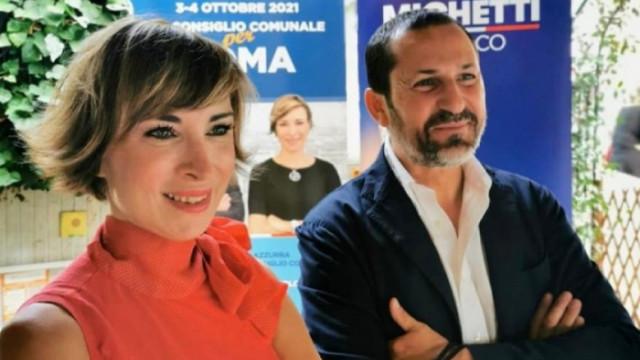 Внучката на Мусолини печели общинските избори в Рим