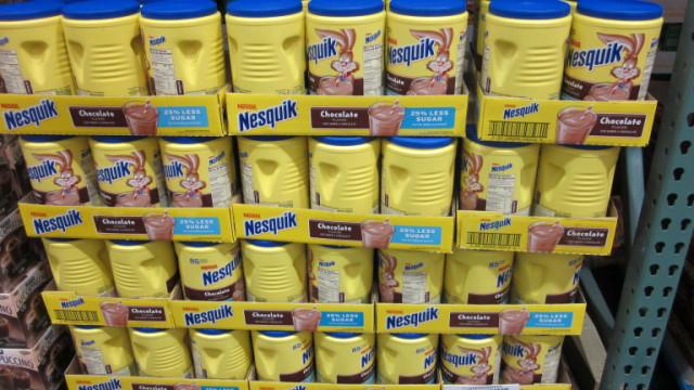 Nestle се сблъсква с проблем във веригата на доставки преди Коледа